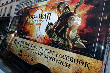 Food Truck God of War (image 1)