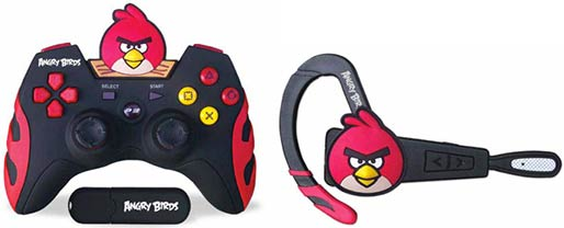 Accessoires Angry Birds (image 2)
