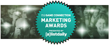 Marketing Awards Game Connection America