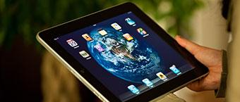 Usages des tablettes en France