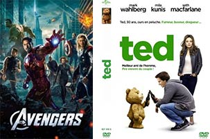 The Avengers - Ted
