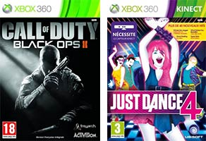 Call of Duty: Black Ops II - Just Dance 4