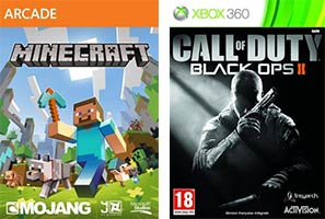 Minecraft - Call of Duty: Black Ops II - Season Pass