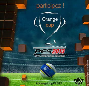 orange cup pes 2013 sur livebox play. Black Bedroom Furniture Sets. Home Design Ideas