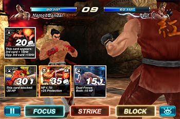 Tekken Card Tournament (image 1)