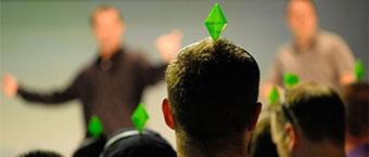 Les Sims 4 annonce pour 2014