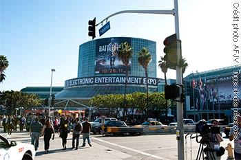 Salon E3 à Los Angeles