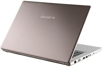 GIGABYTE U2442T Ultra Performance et superbe design