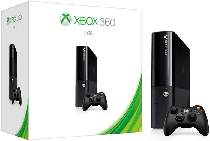 microsoft d voile le design d 39 une nouvelle xbox 360. Black Bedroom Furniture Sets. Home Design Ideas