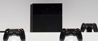 Playstation 4 design and price