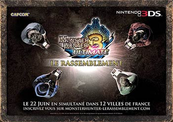 Monster Hunter 3 Ultimate - le rassemblement