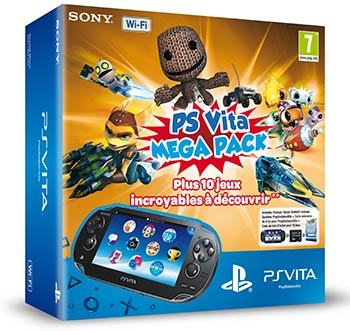 Mega Pack PS Vita