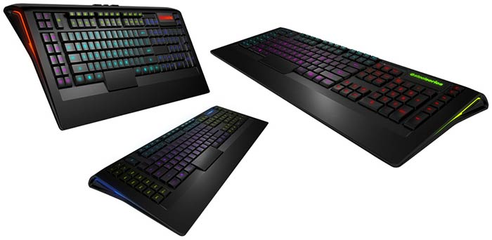 Claviers SteelSeries Apex