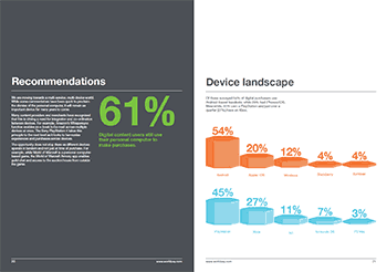 "Rapport ""The Download on Digital Report"" - Page 20"