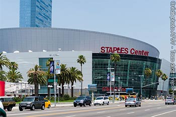 Staples Center - Los Angeles