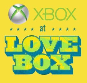 Xbox at LoveBox