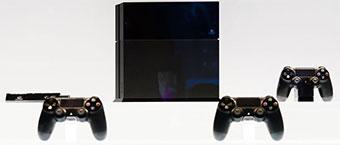 Des kits de developpement PS4