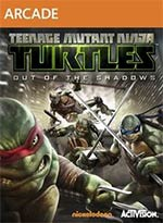 Teenage Mutant Ninja Turtles : Depuis les ombres