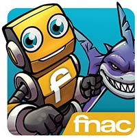 Speed Robot - un advergame pour la Fnac