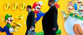 Le marche du jeu video en 2012 - Synthese