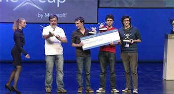 Le jeu Seed remporte la 3ème place de l'Imagine Cup