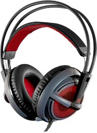 Casque SteelSeries Siberia v2 Dota 2 Special Edition