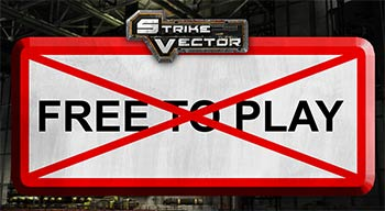 L'équipe de Strike Vector en guerre contre le free-to-play
