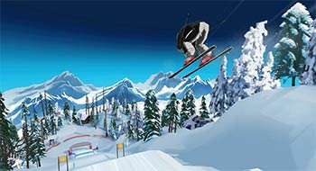 Screenshot of Freeride Ski Cross