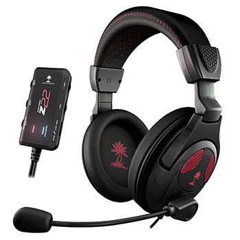 Casque gaming Turtle Beach PC / Mac, Ear Force Z22