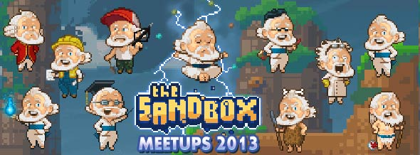 The Sandbox Paris Meetup 2013