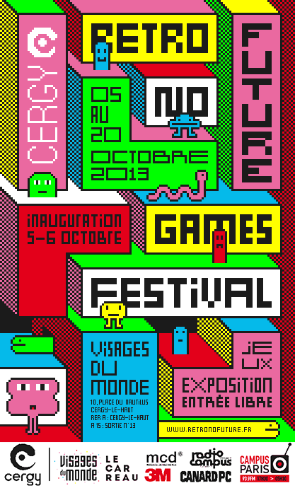 Retro No Future Games Festival