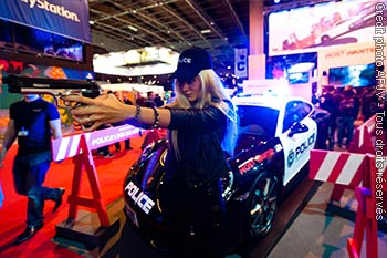 Paris Games Week (NFS)