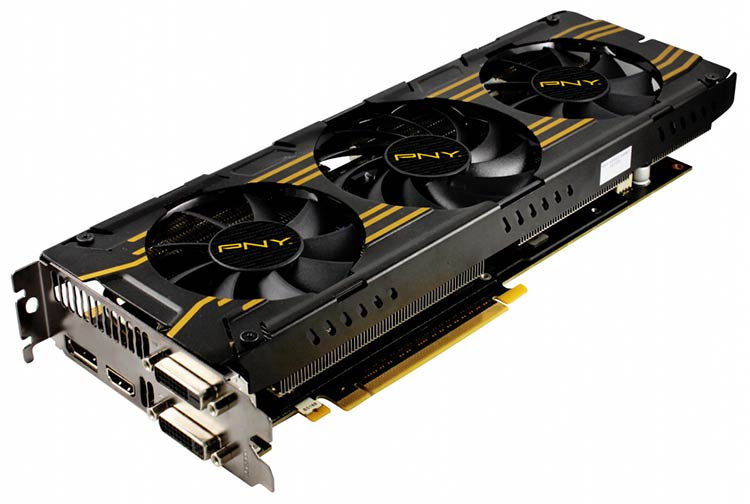 Carte PNY GeForce GTX 780 OV