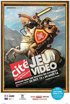 Jeu Video l'Expo