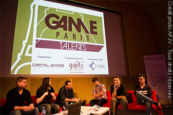 Game Paris Talents