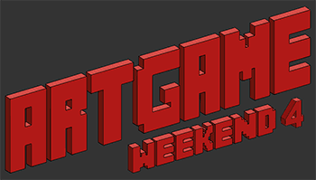 ArtGame Weekend 4