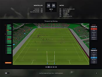 Pro Rugby Manager 2014 (image 1)
