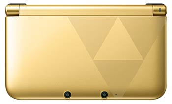 Console Nintendo 3DS XL The Legend of Zelda