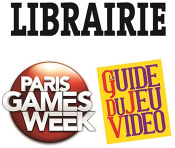Librairie Paris Games Week