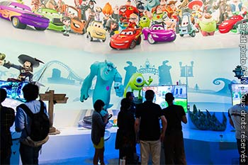 Disney Infinity sera au salon Paris Games Week