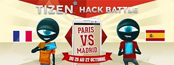 Tizen Hack Battle