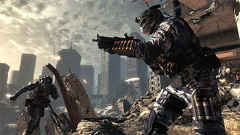 Call of Duty Ghosts (image 1)