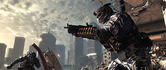 Soirée de lancement Call Of Duty: Ghosts