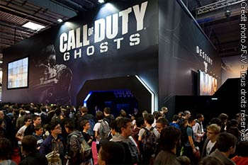 CALL OF DUTY GHOSTS (Activision)