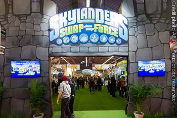SKYLANDERS SWAP FORCE (Activision)