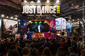 JUST DANCE 2014 (Ubisoft)