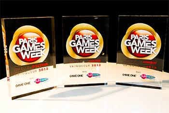 Xbox One remporte 3 trophées à la Paris Games Week