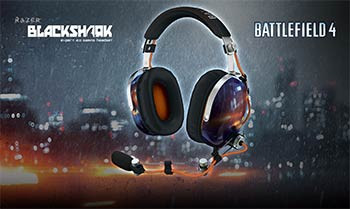 Casque Battlefield 4 BlackShark