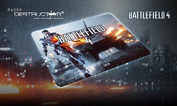 Tapis de souris Battlefield 4 Destructor2