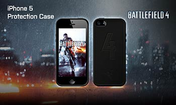 Coque iPhone 5/5s Battlefield 4